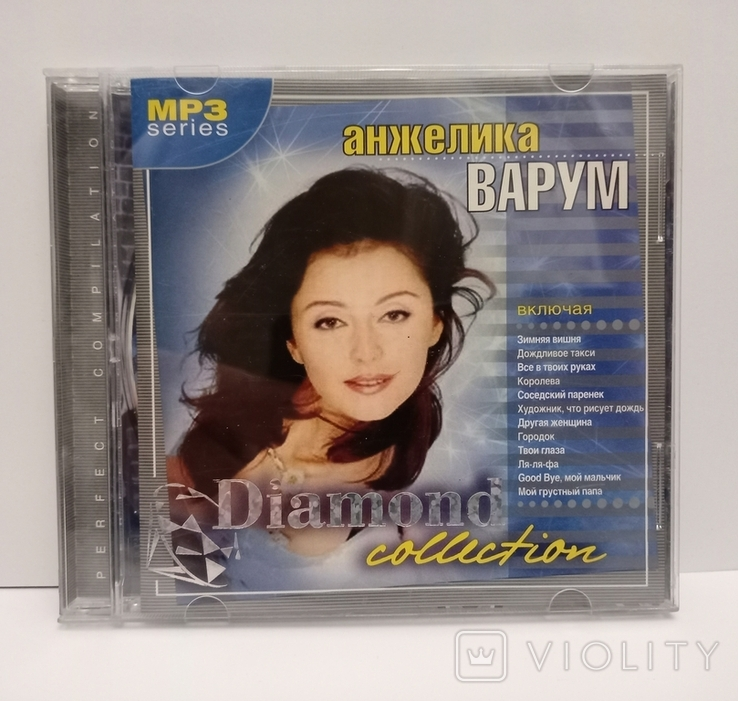 Анжелика Варум. Daimond collection. MP3., фото №2