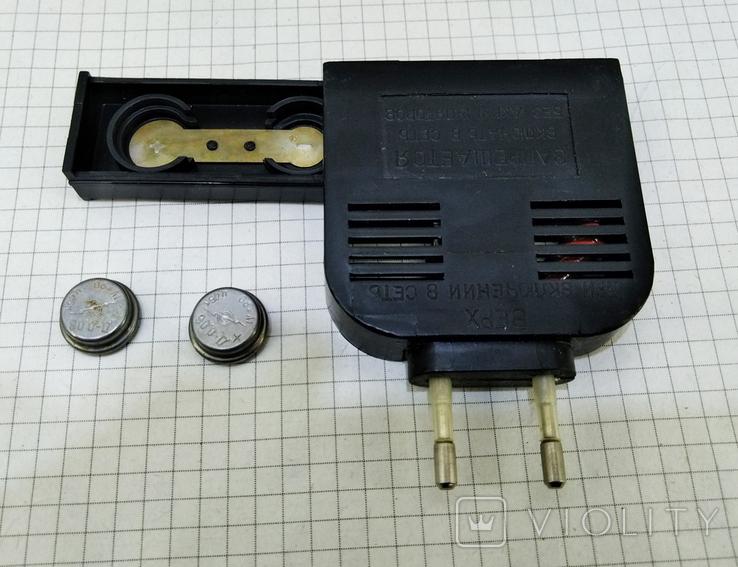 Детский микрокалькулятор Малыш в коробке. СССР, фото №7