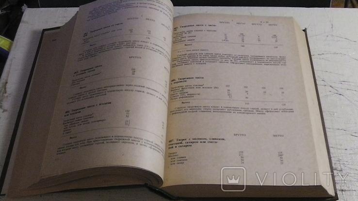 Сборник рецептур блюд и кулинарных изделий. 1983 г., фото №6