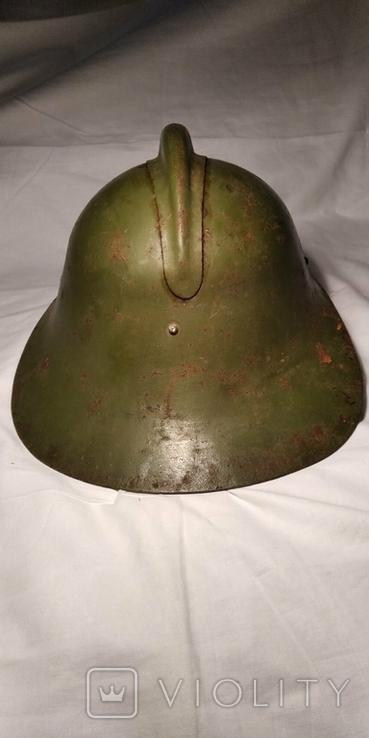 Каска, шлем пожарного СССР, модель М-103-61., фото №8