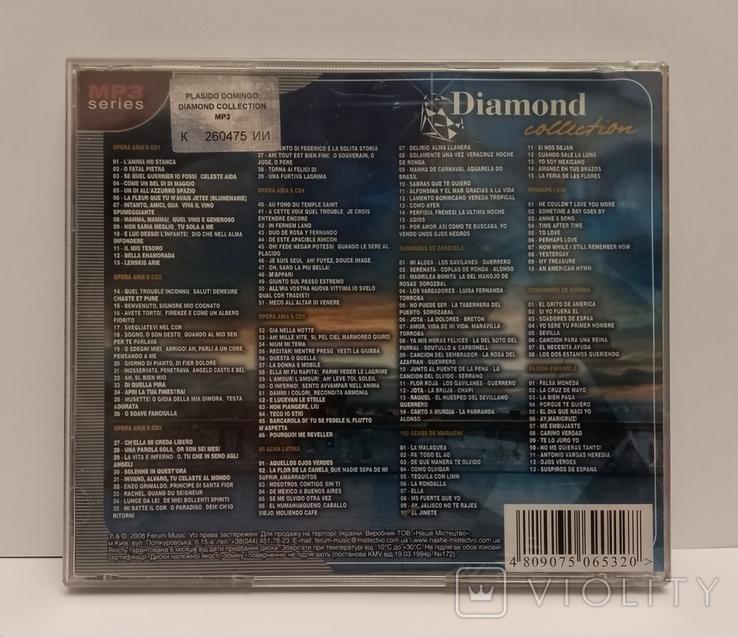 Placido Domingo. Daimond collection. MP3., фото №3