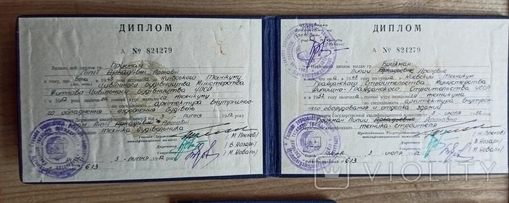 Комплект документов на одного человека №2, фото №3