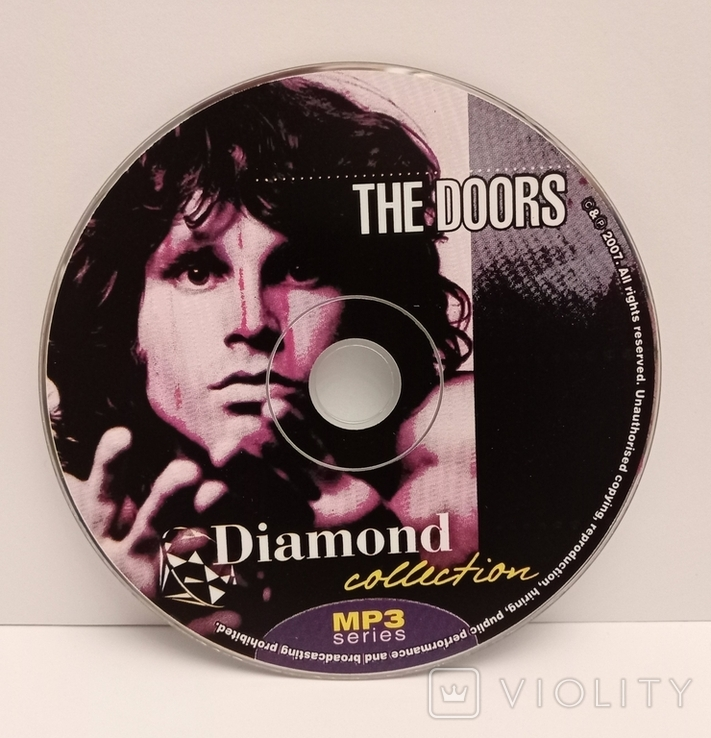 The Doors. Daimond collection. MP3., фото №5