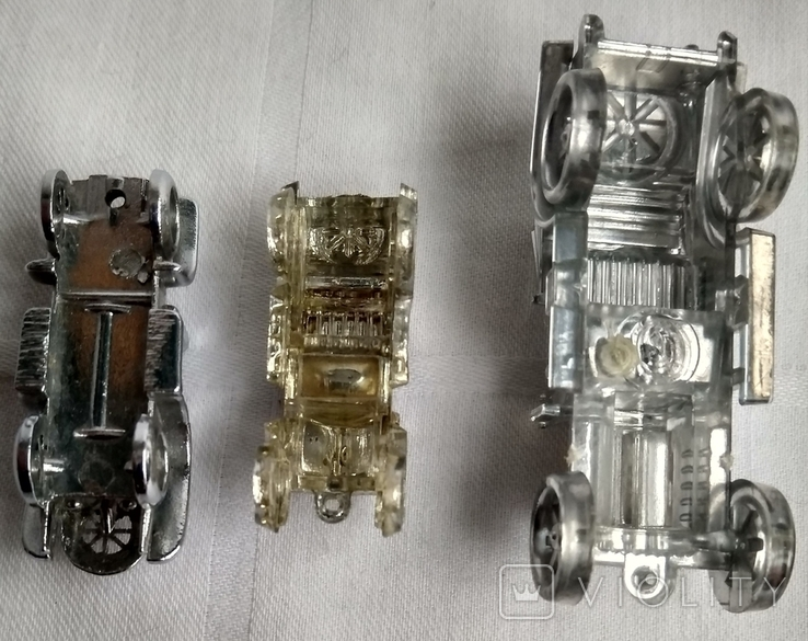 3 ретро автомобиля времен СССР, фото №6
