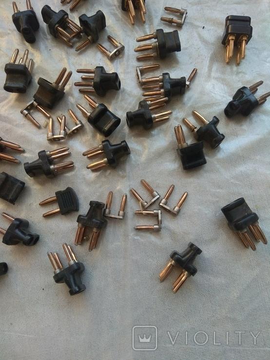 Разъемы-переходники для какой-то аппаратуры, фото №3