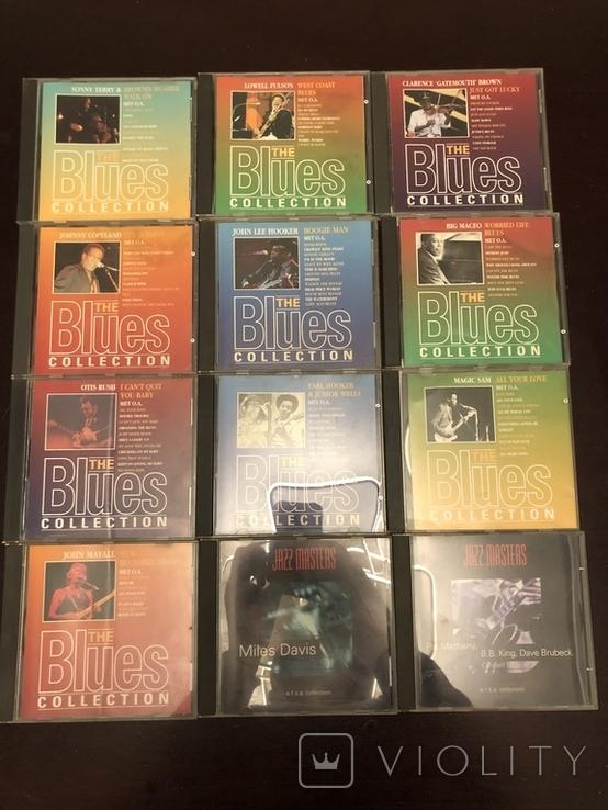 JazzBlues CD(12pcs), фото №2