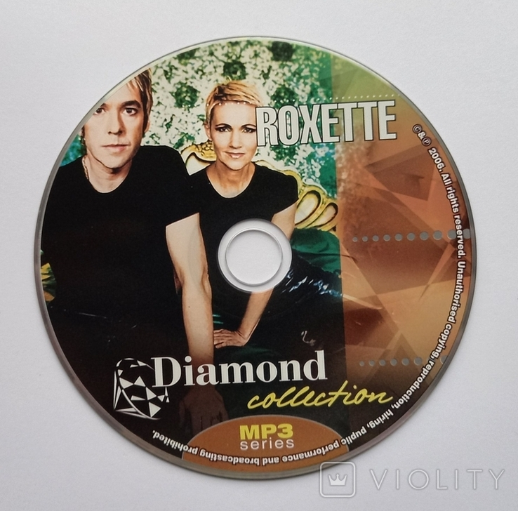 ROXETTE. Daimond collection. MP3., фото №6
