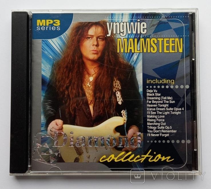 Yngwie MALMSTEEN. Daimond collection. MP3., фото №2