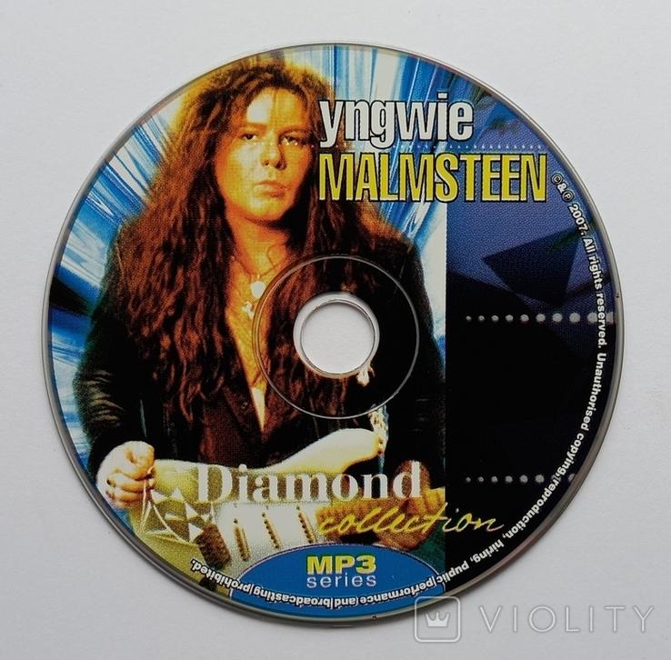 Yngwie MALMSTEEN. Daimond collection. MP3., фото №5