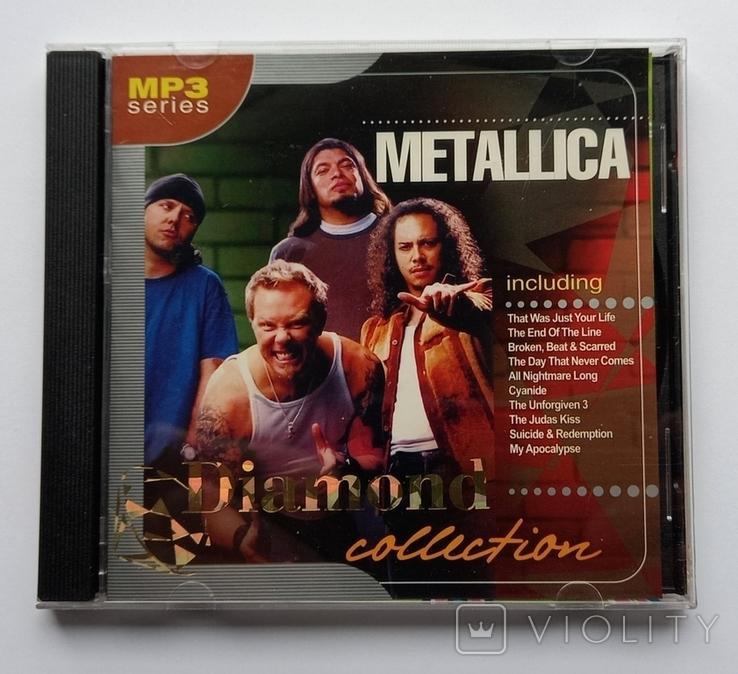METALLICA. Daimond collection. MP3., фото №2