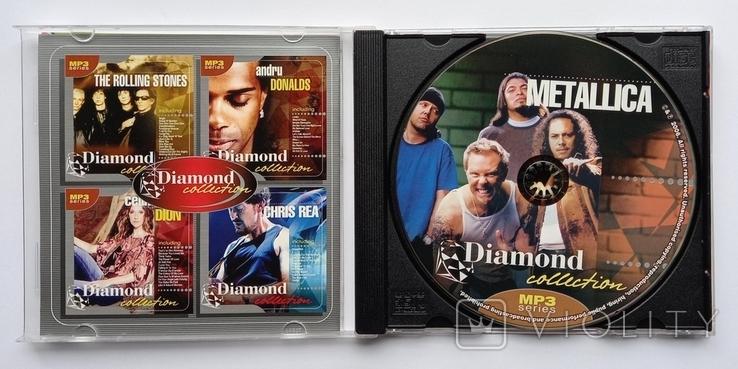METALLICA. Daimond collection. MP3., фото №4