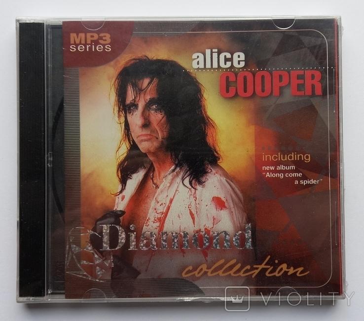 Alice COOPER. Daimond collection. MP3., фото №2