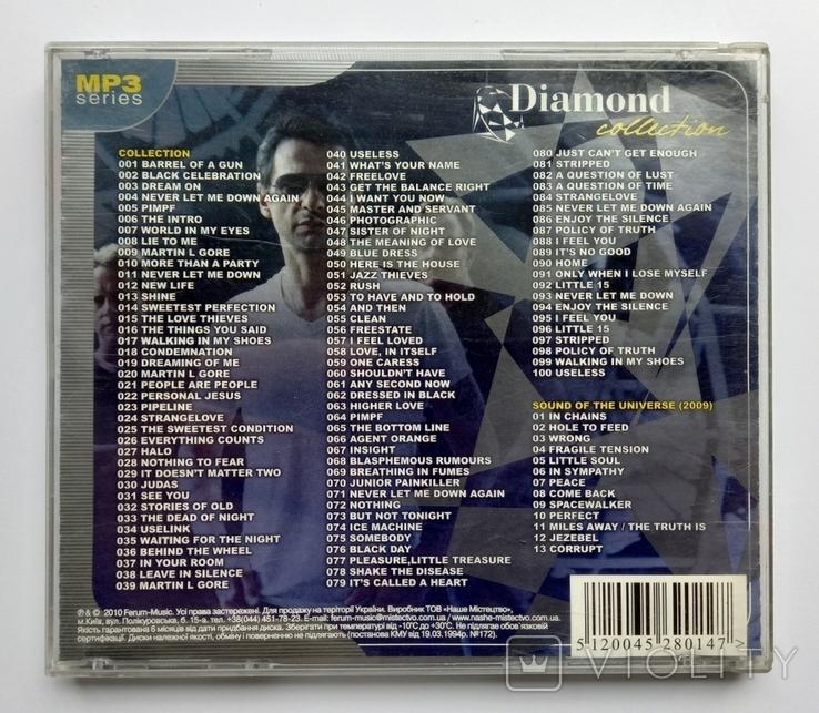 DEPECHE MODE. Daimond collection. MP3., фото №3