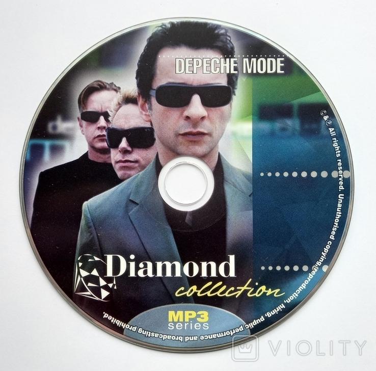 DEPECHE MODE. Daimond collection. MP3., фото №5