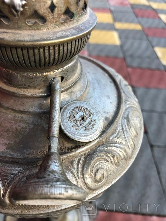 Старовинна лампа ,гарний стан, фото №9