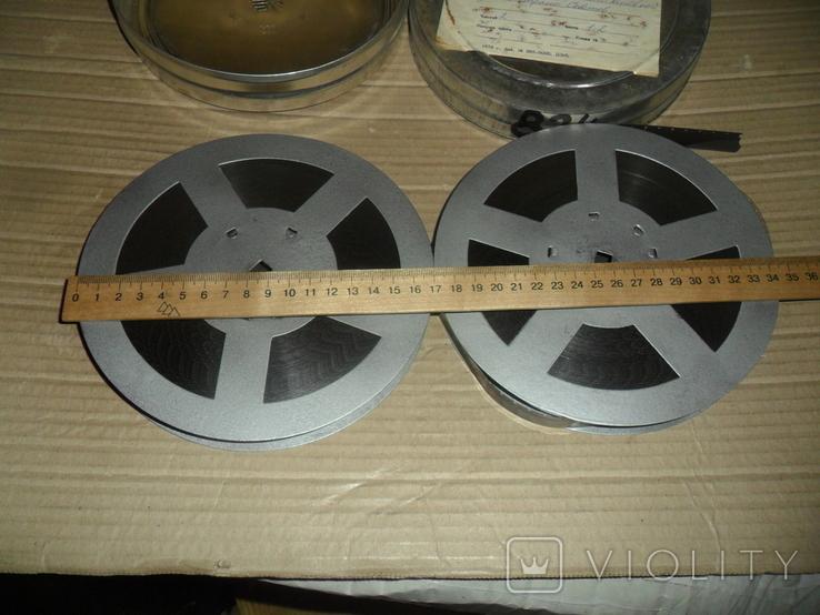 Кинопленка 16 мм 2 шт Как создавался основной закон страны Советов 1 и 2 части, фото №3