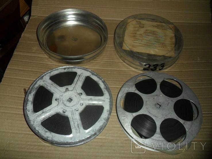 Кинопленка 16 мм 2 шт Земляки Ильича 1 и 2 части, фото №2