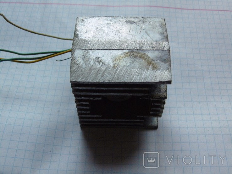 Радіатор з транзистором, фото №8
