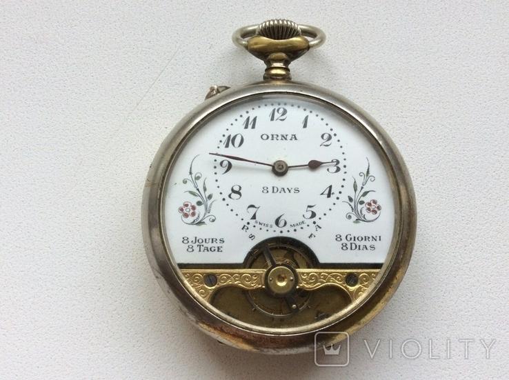 Orna часы карманные 8 дневник