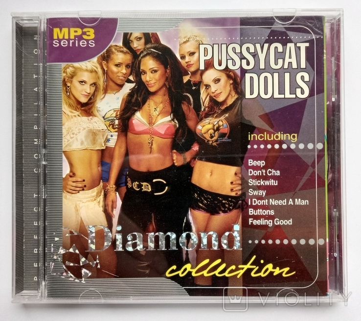PUSSYCAT DOLLS. Daimond collection. MP3., фото №2