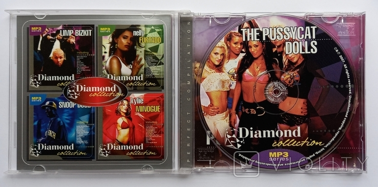 PUSSYCAT DOLLS. Daimond collection. MP3., фото №4