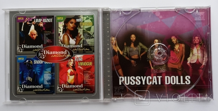 PUSSYCAT DOLLS. Daimond collection. MP3., фото №5