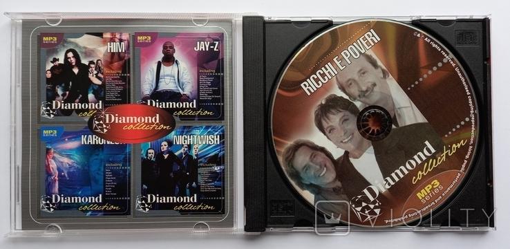 RICCHI E POVERI. Daimond collection. MP3., фото №4