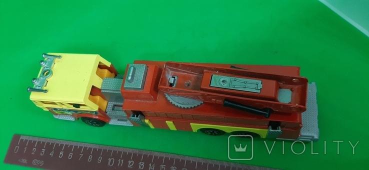 Пожарная машина, фото №5
