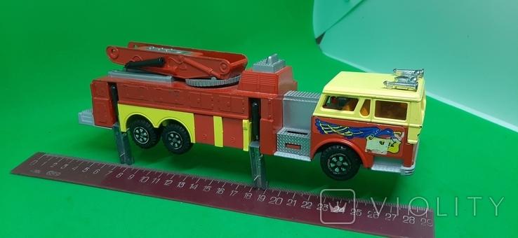 Пожарная машина, фото №7