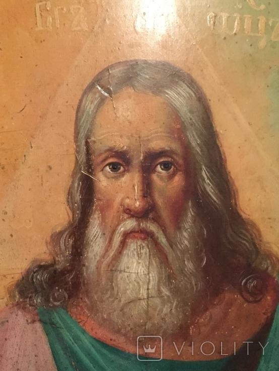 Икона Святая Троица 62*48, фото №4