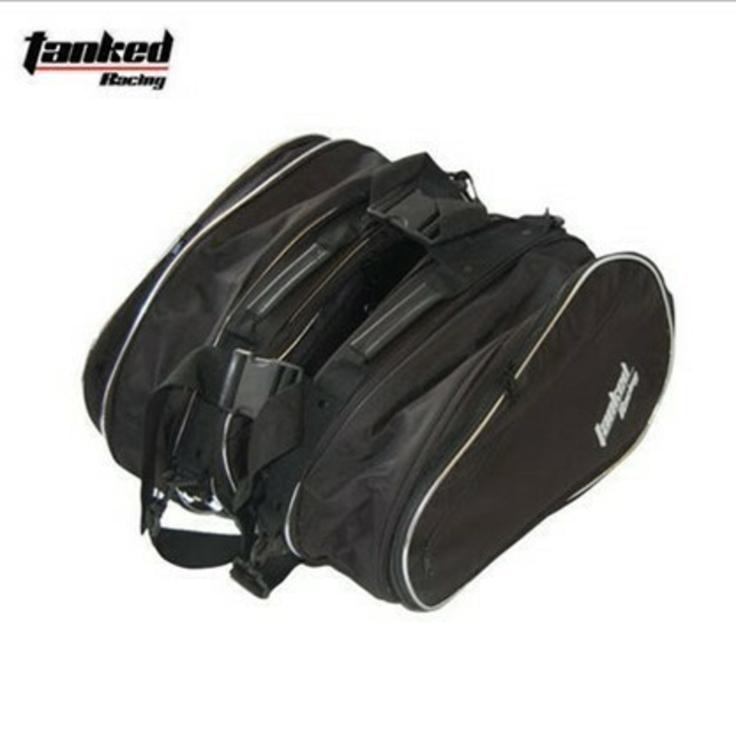 Бокові мото сумки Tanked racing, фото №3