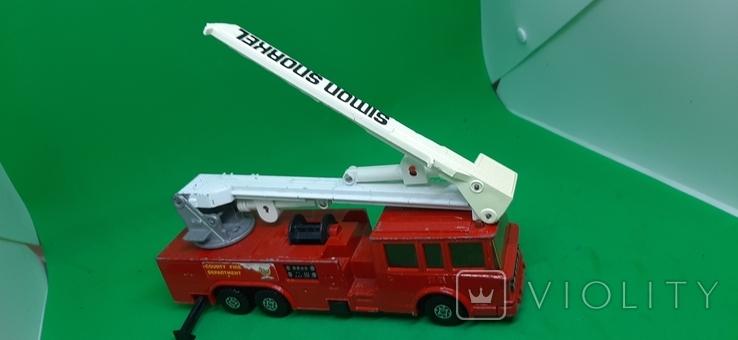 Пожарный автомобиль, фото №2