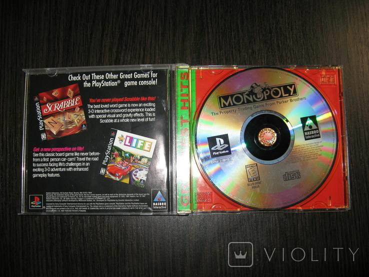Monopoly ps1 лицензия, фото №4
