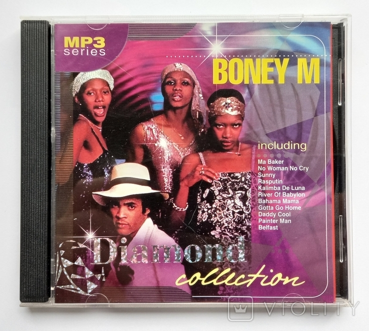 BONEY M. Daimond collection. MP3., фото №2
