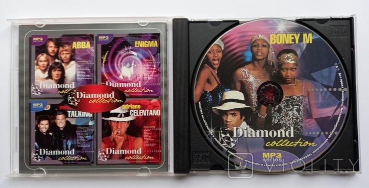 BONEY M. Daimond collection. MP3., фото №4