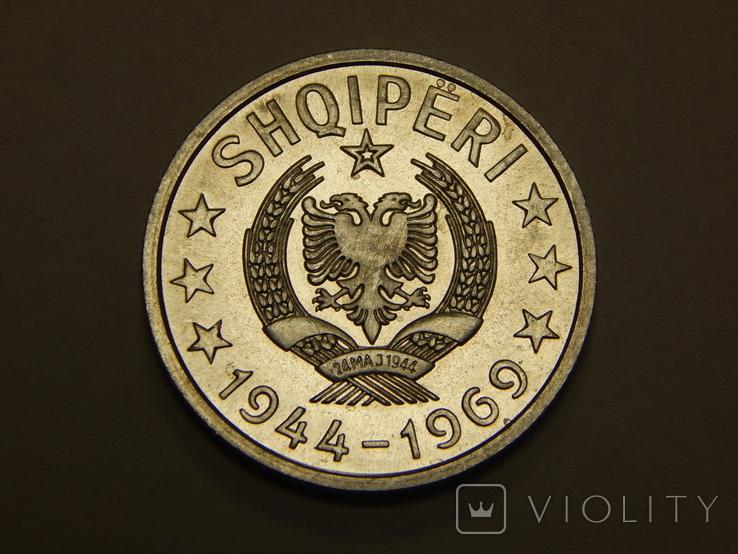 50 киндарка, 1969 г Албания, фото №3