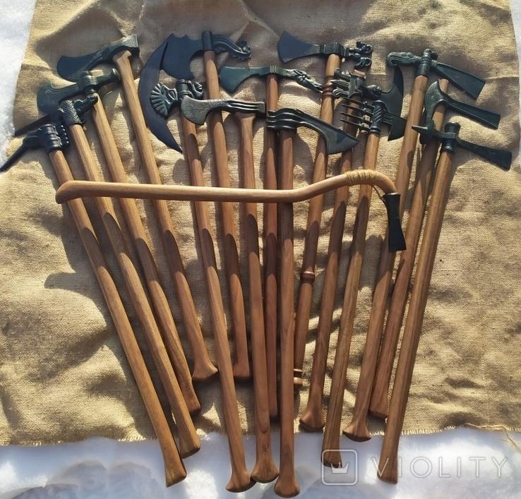 Коллекция копий бронзовых топоров, фото №2