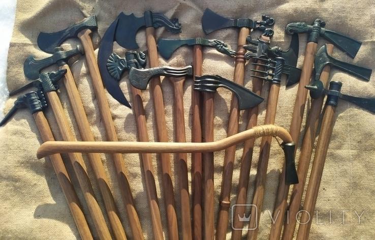 Коллекция копий бронзовых топоров, фото №4