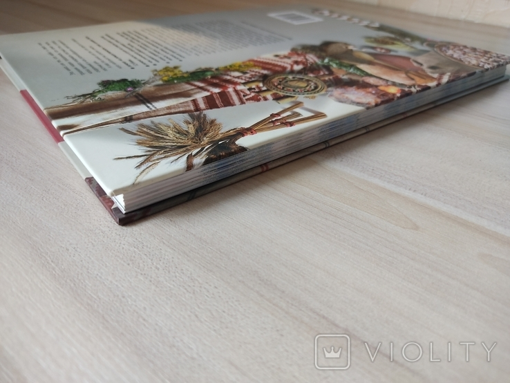 Книга Традиции украинской кухни, фото №10
