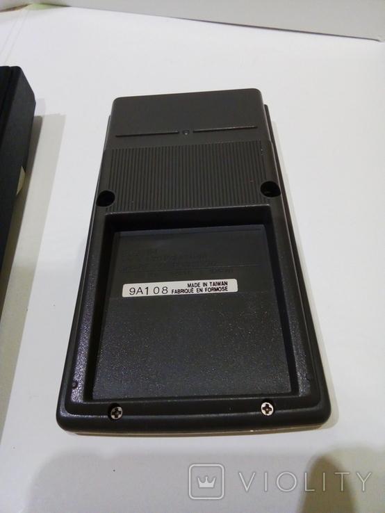 Калькуляторы Электроника Б3-23 в чехле и Sharp, фото №8