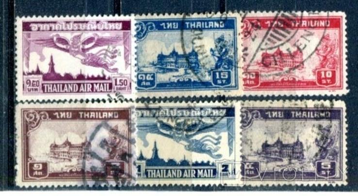 Таіланд авіа