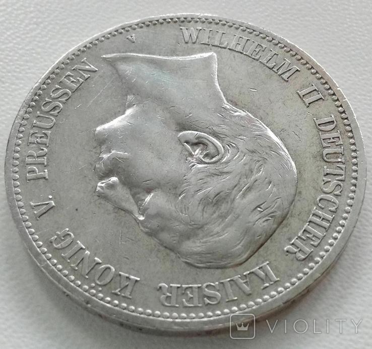 5 марок 1900 года, фото №3