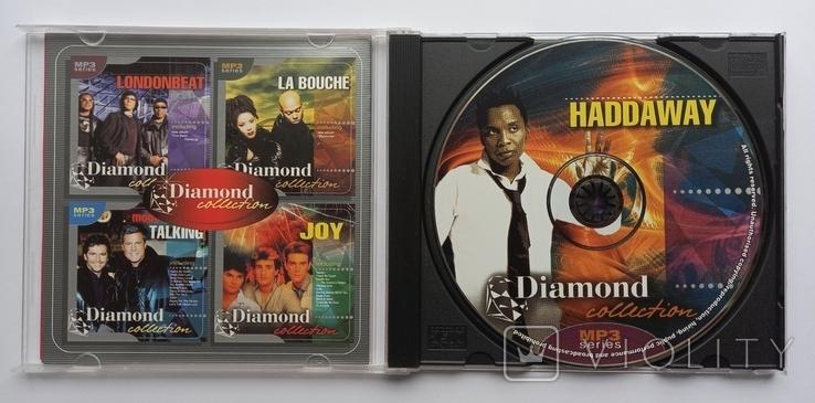 HADDAWAY. Daimond collection. MP3., фото №4
