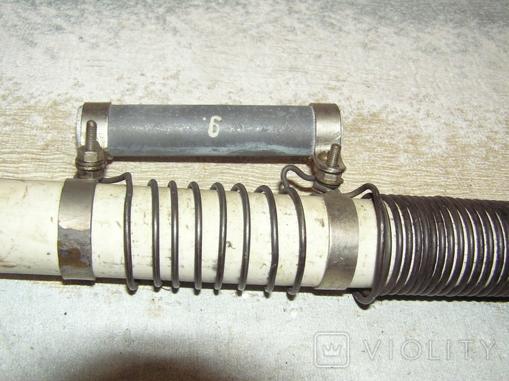 Резистор на керамике., фото №3