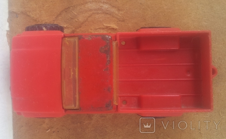 Винтажная машинка  Пикап. TONKA. США. 1969г, фото №7