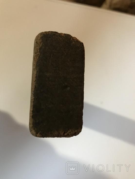 Уровень деревянный, старый., фото №9