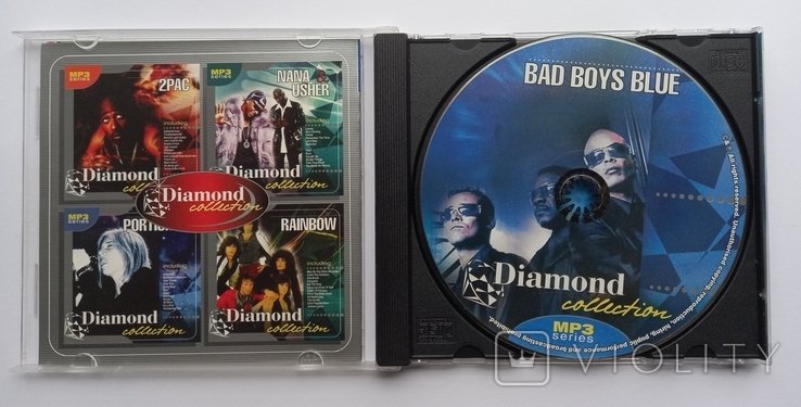 BAD BOYS BLUE. Daimond collection. MP3., фото №4