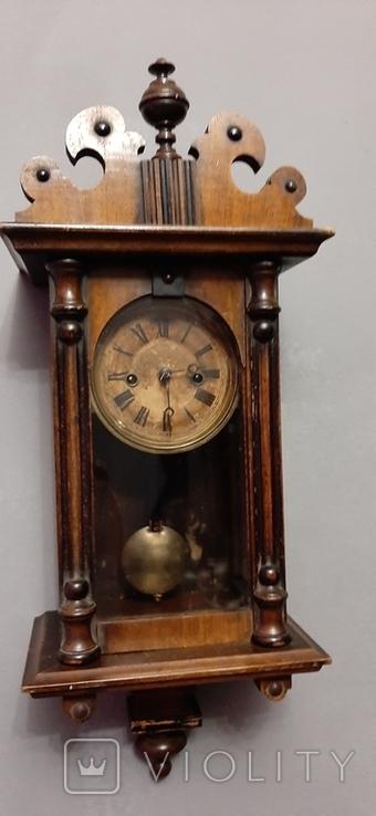 Старые настенные часы, фото №3