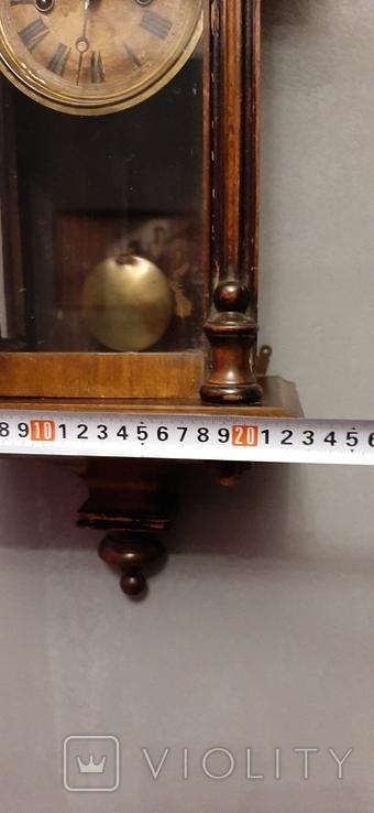 Старые настенные часы, фото №9