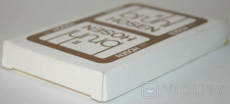 """Игральные карты """"Brühl Hosen"""" (полная колода,32 листа) BSS.,Германия, фото №3"""
